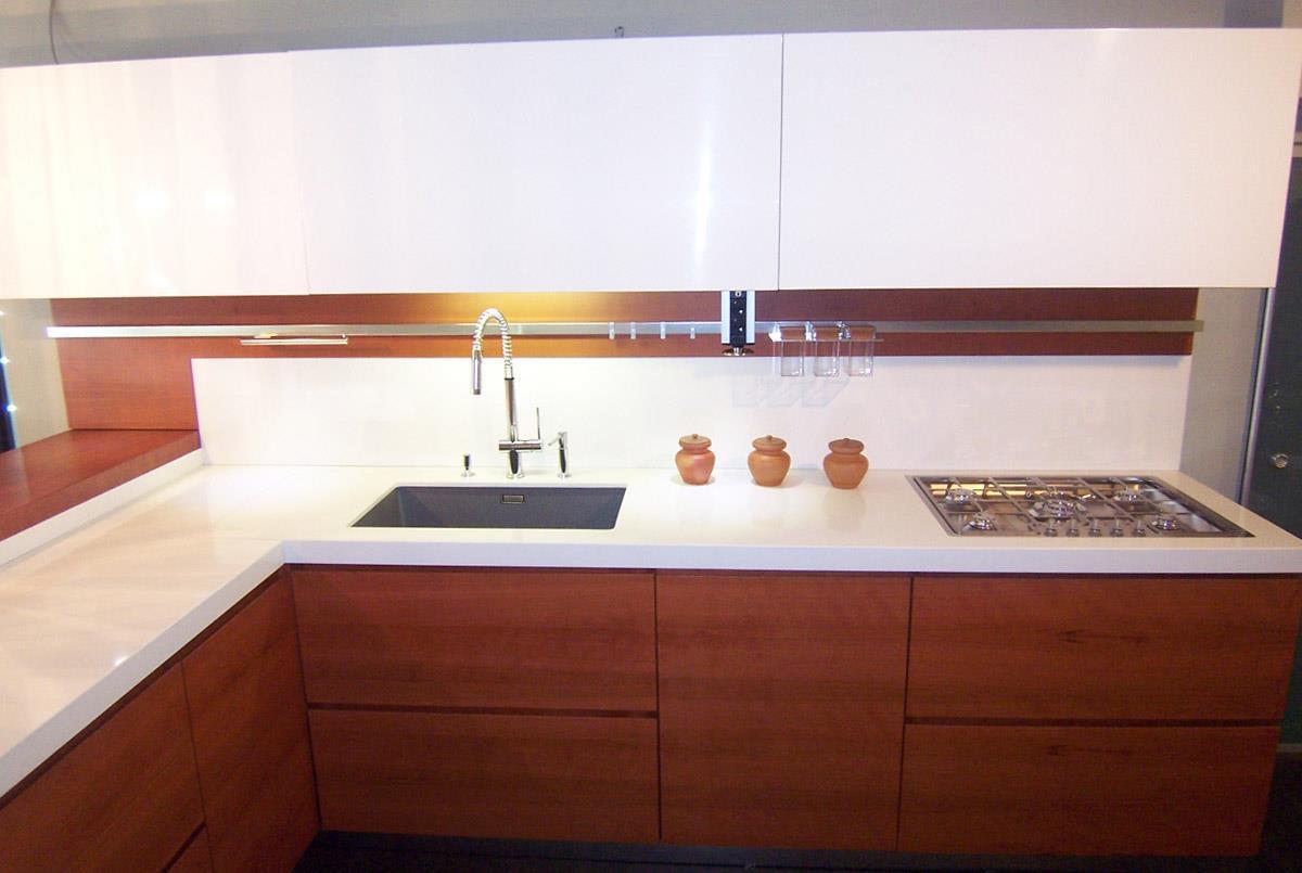 Top cucina spessore 6 cm elegant piano cucina in for Cucina middle mondo convenienza