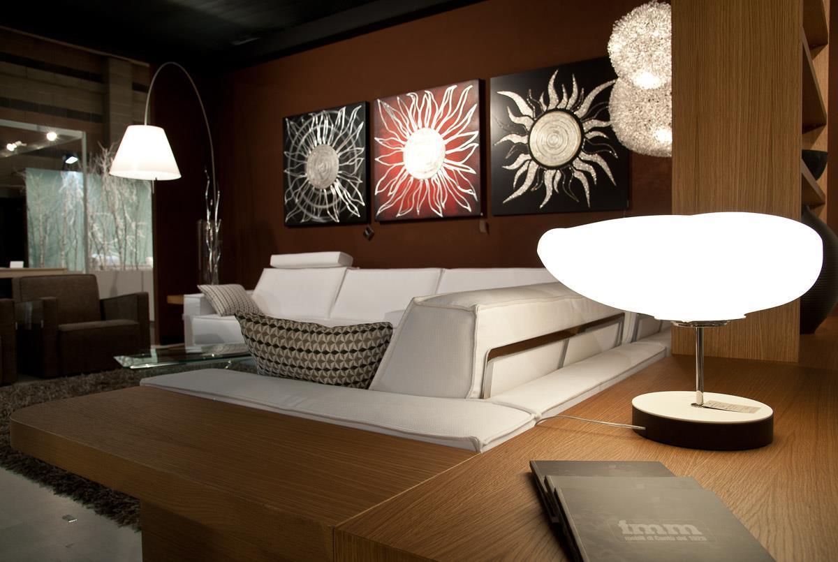 Mobili soggiorno fratelli montorfano mobili produttori di - Divano con libreria ...